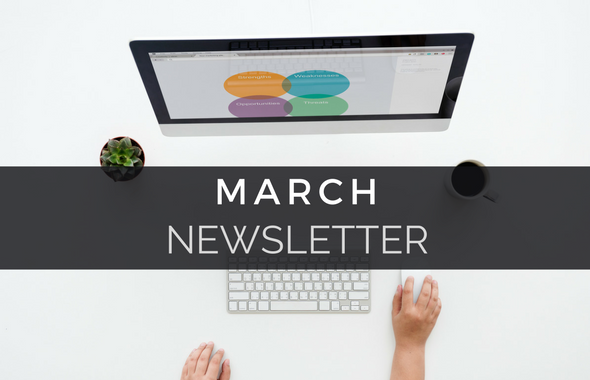 March Financial Newsletter