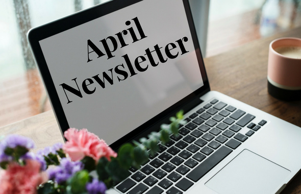 Hadrian Finance April Newletter