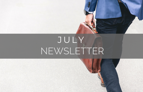 Hadrian Finance July News